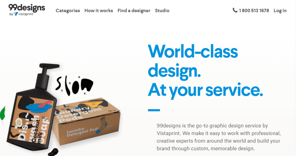What is 99designs.com