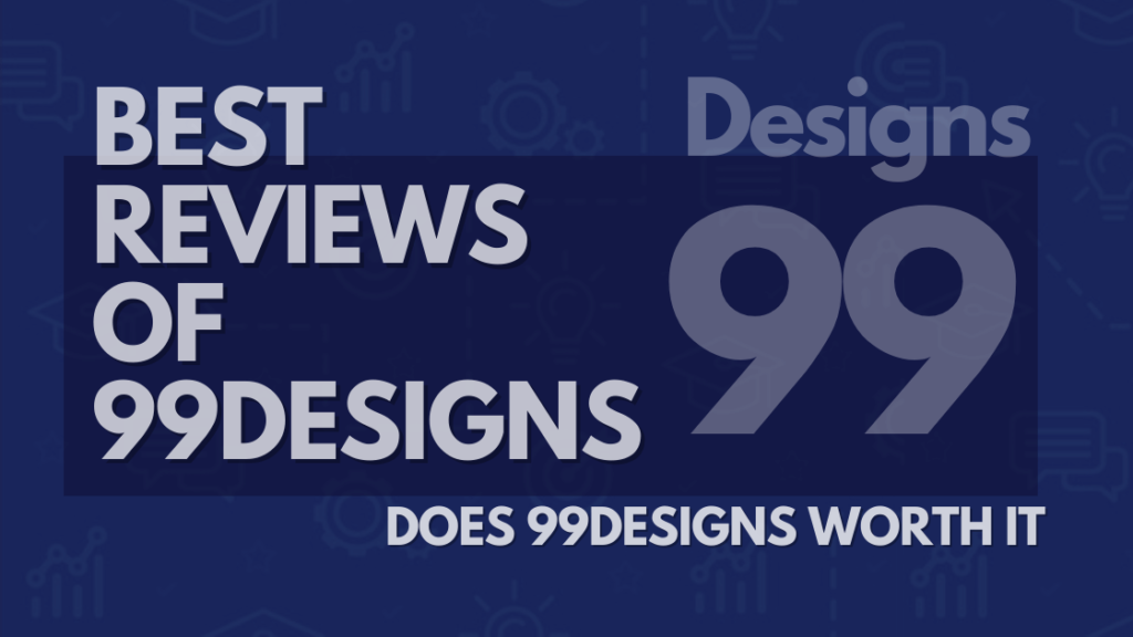 the best full reviews of 99designs