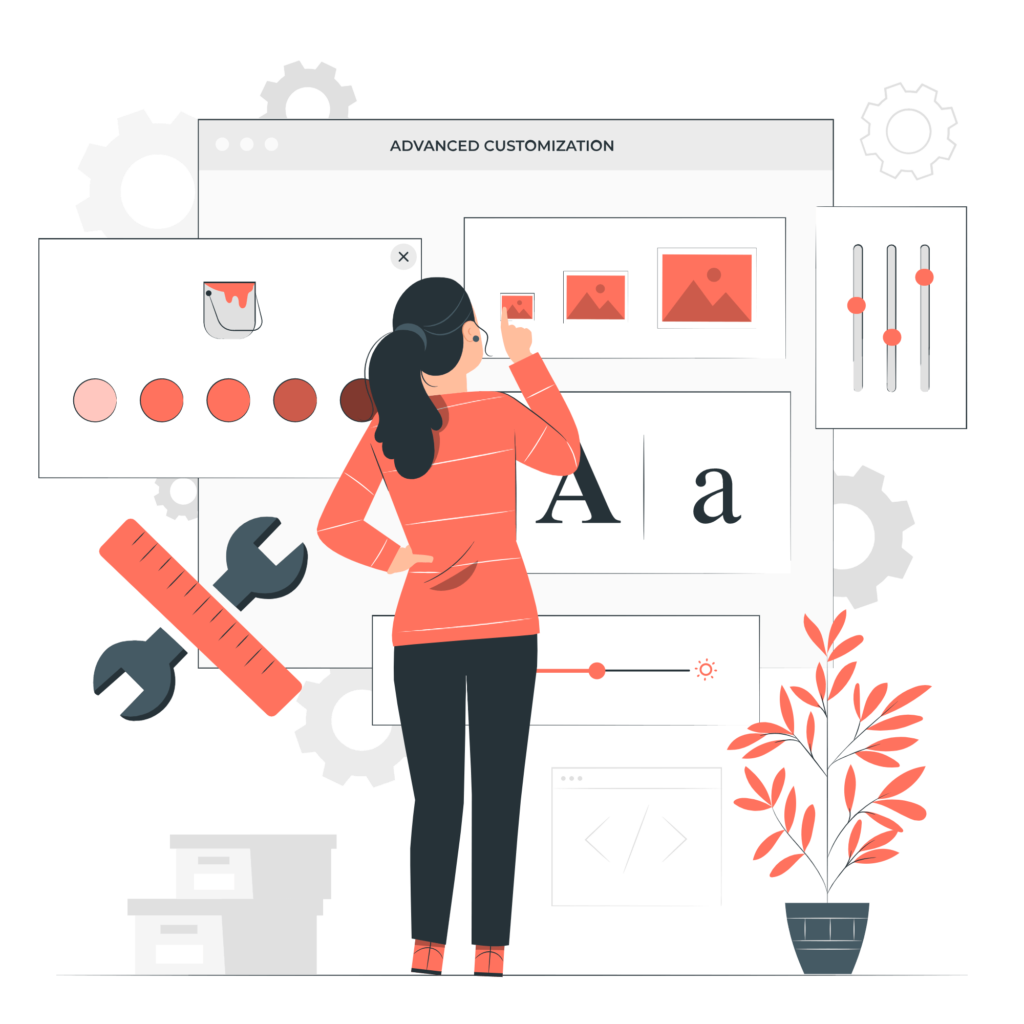 WordPress Theme Customization Service