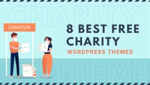 Best Free Charity WordPress Themes
