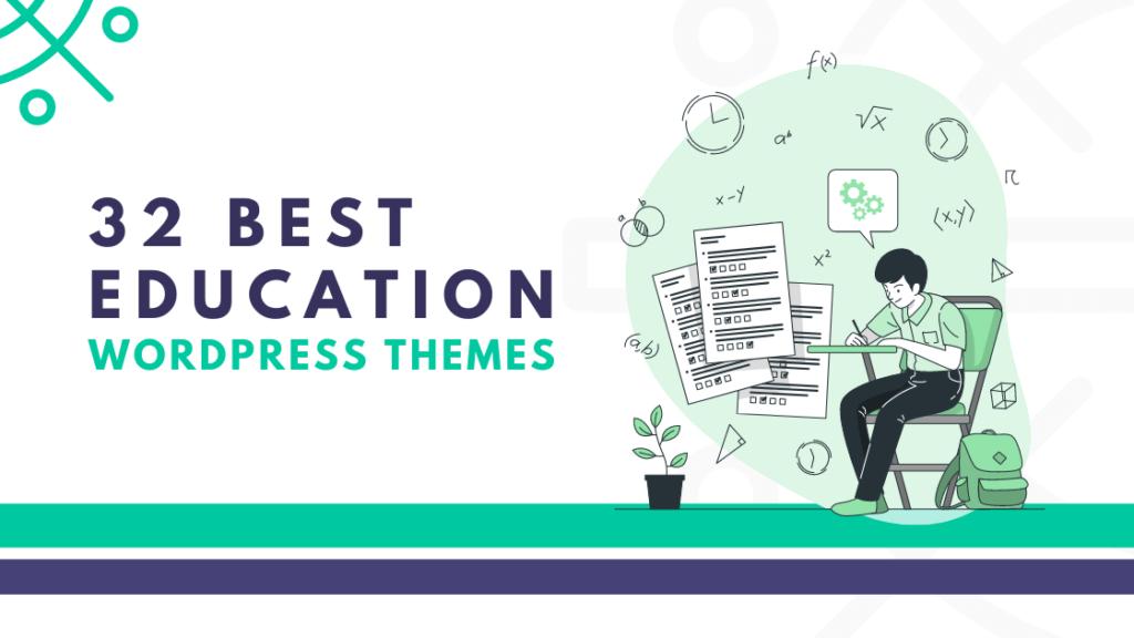 32 Best Education WordPress Themes